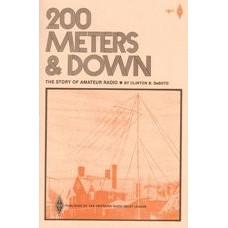 200 Meters & Down