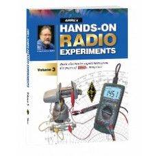 Hands-On Radio Experiments Volume 3, ARRL
