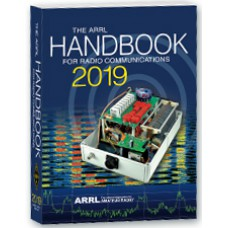 Handbook 2019 (Softcover), ARRL
