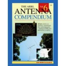 Antenna Compendium Volume 6, The ARRL