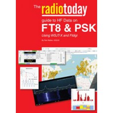 radiotoday guide to HF data on FT8 & PSK