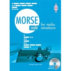 Morse Code for Radio Amateurs 12th Edition (CD ingår)